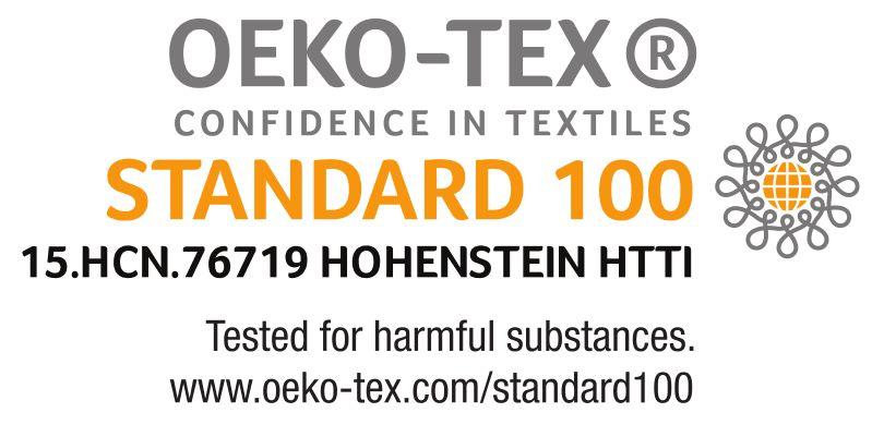HS OEKOTEX 0650 0820 0838